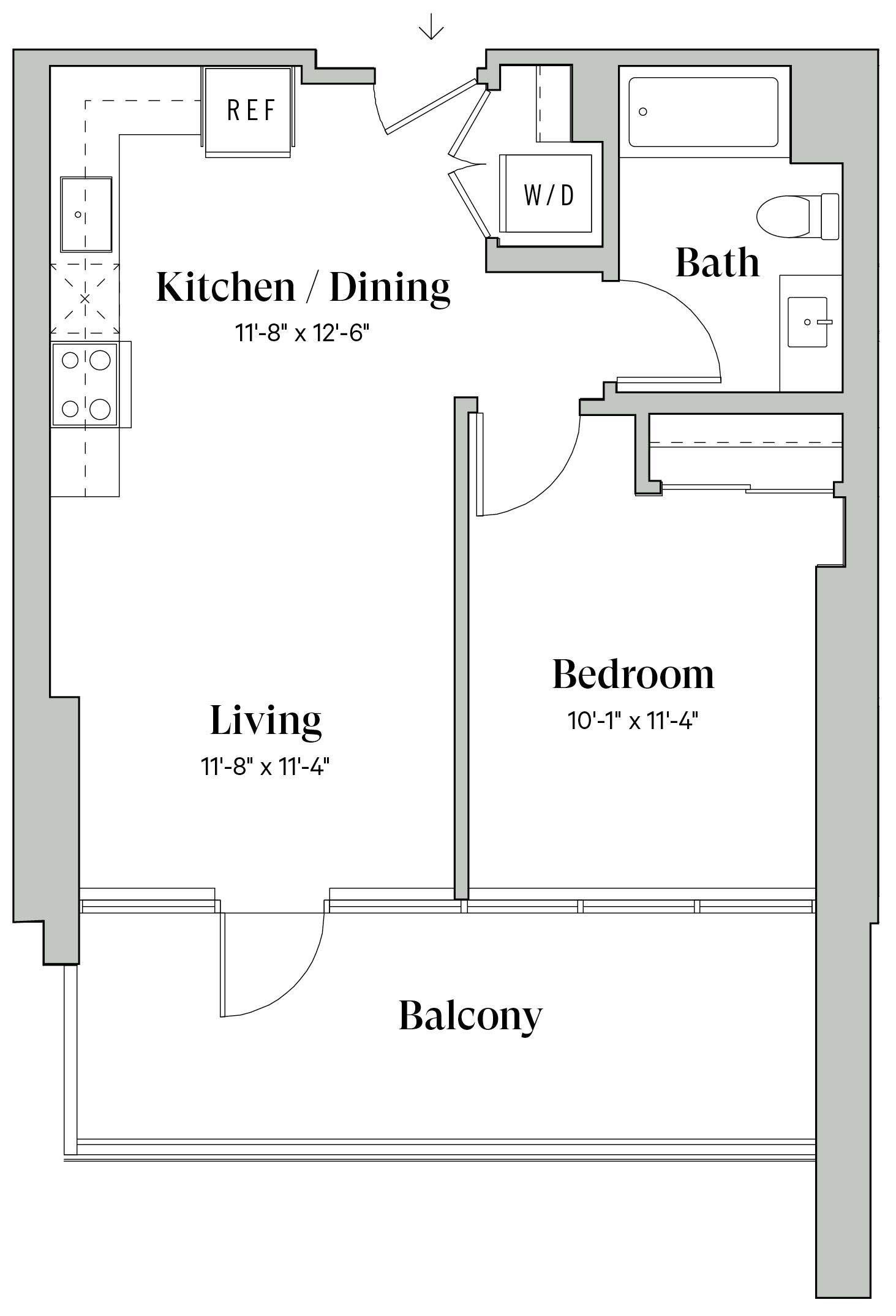 Diega B10 Floorplan