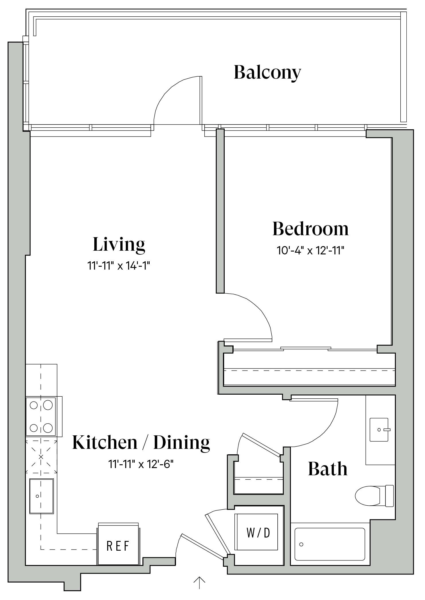 Diega B11 Floorplan