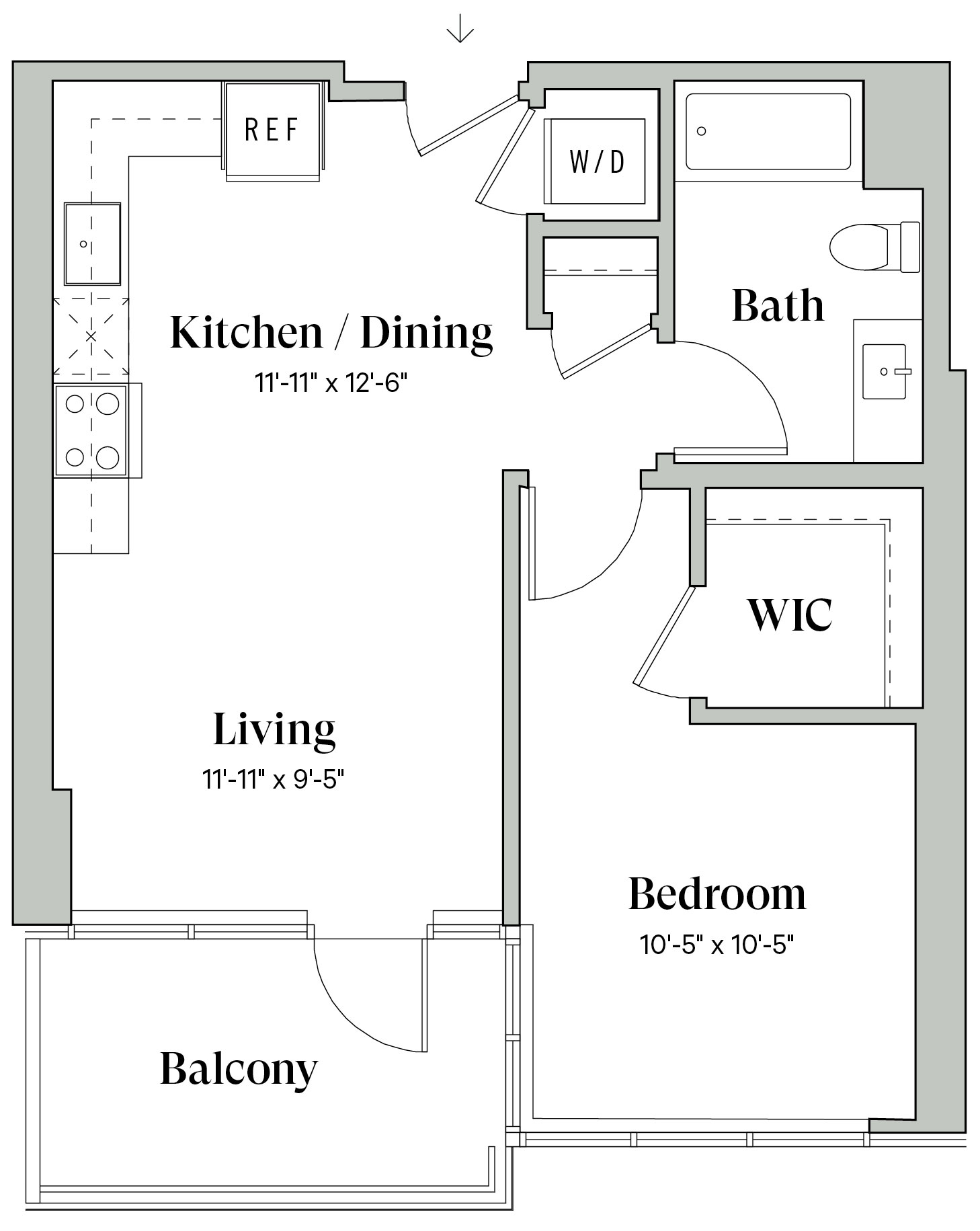 Diega B1e Floorplan