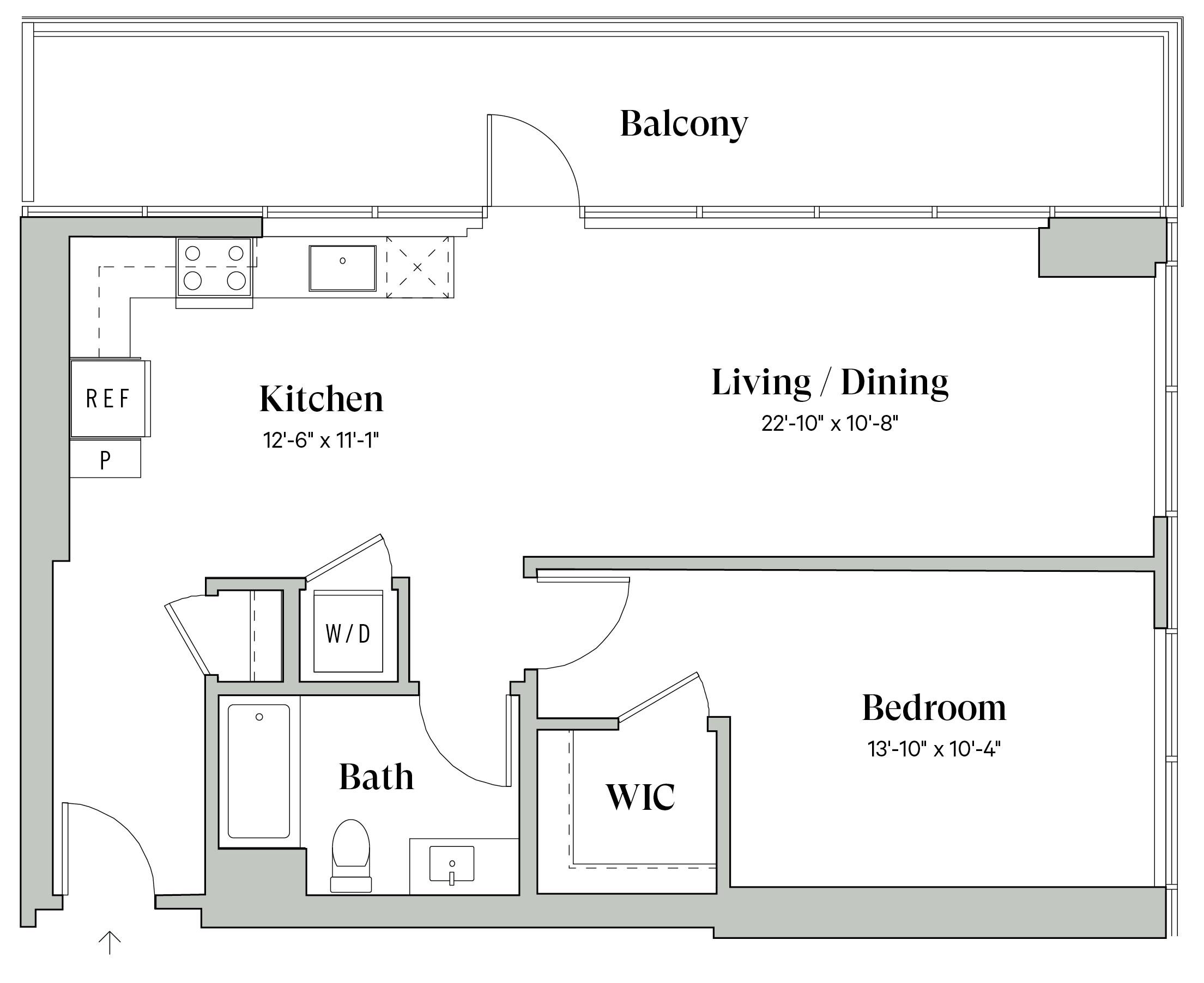 Diega B6 Floorplan