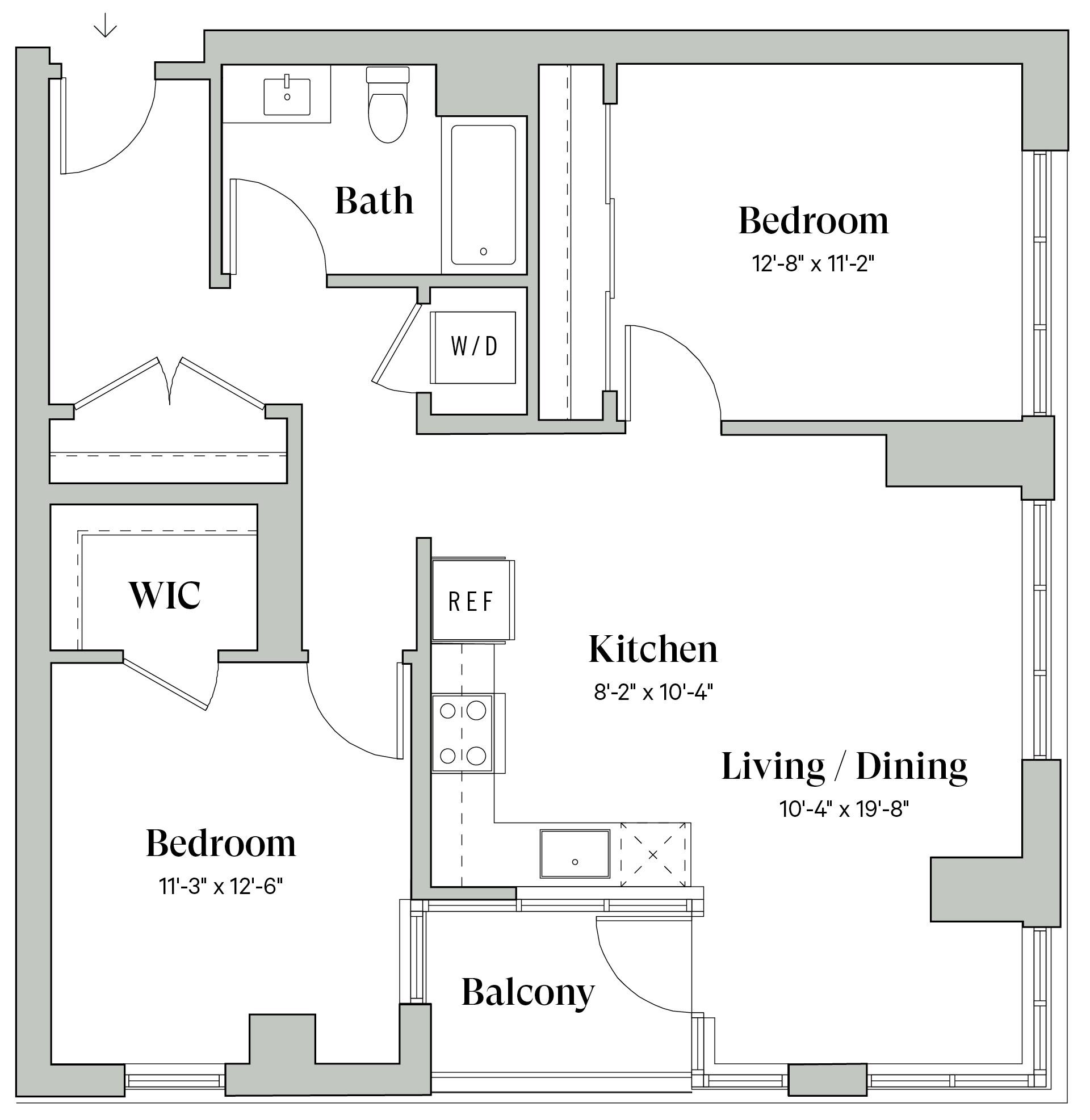 Diega C3 Floorplan