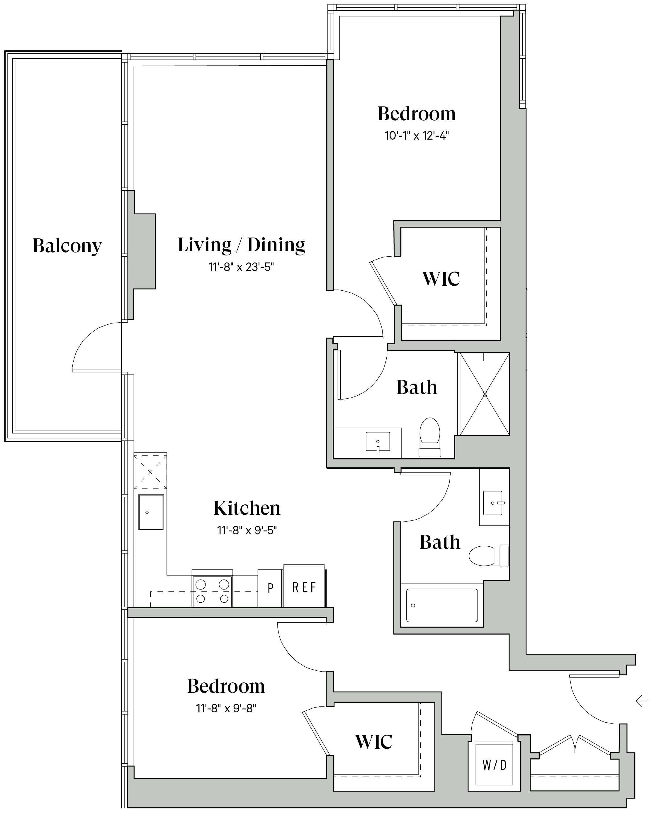 Diega D11 Floorplan