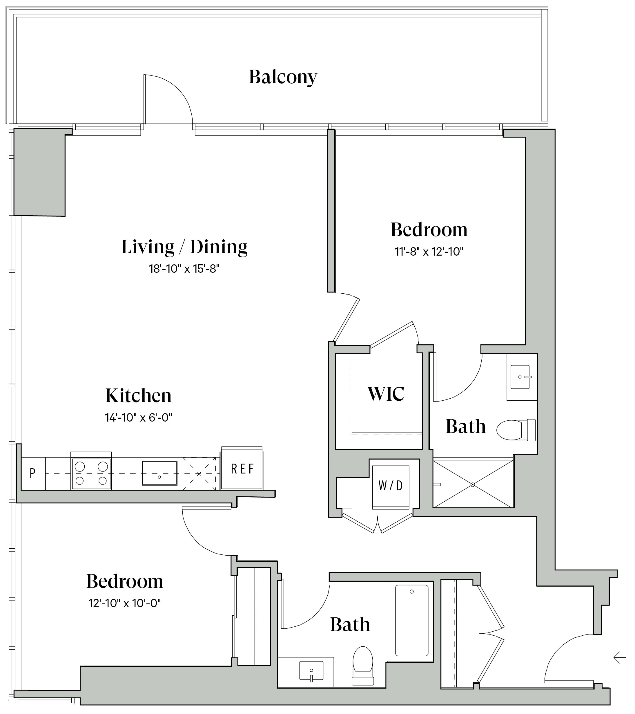 Diega D2 Floorplan