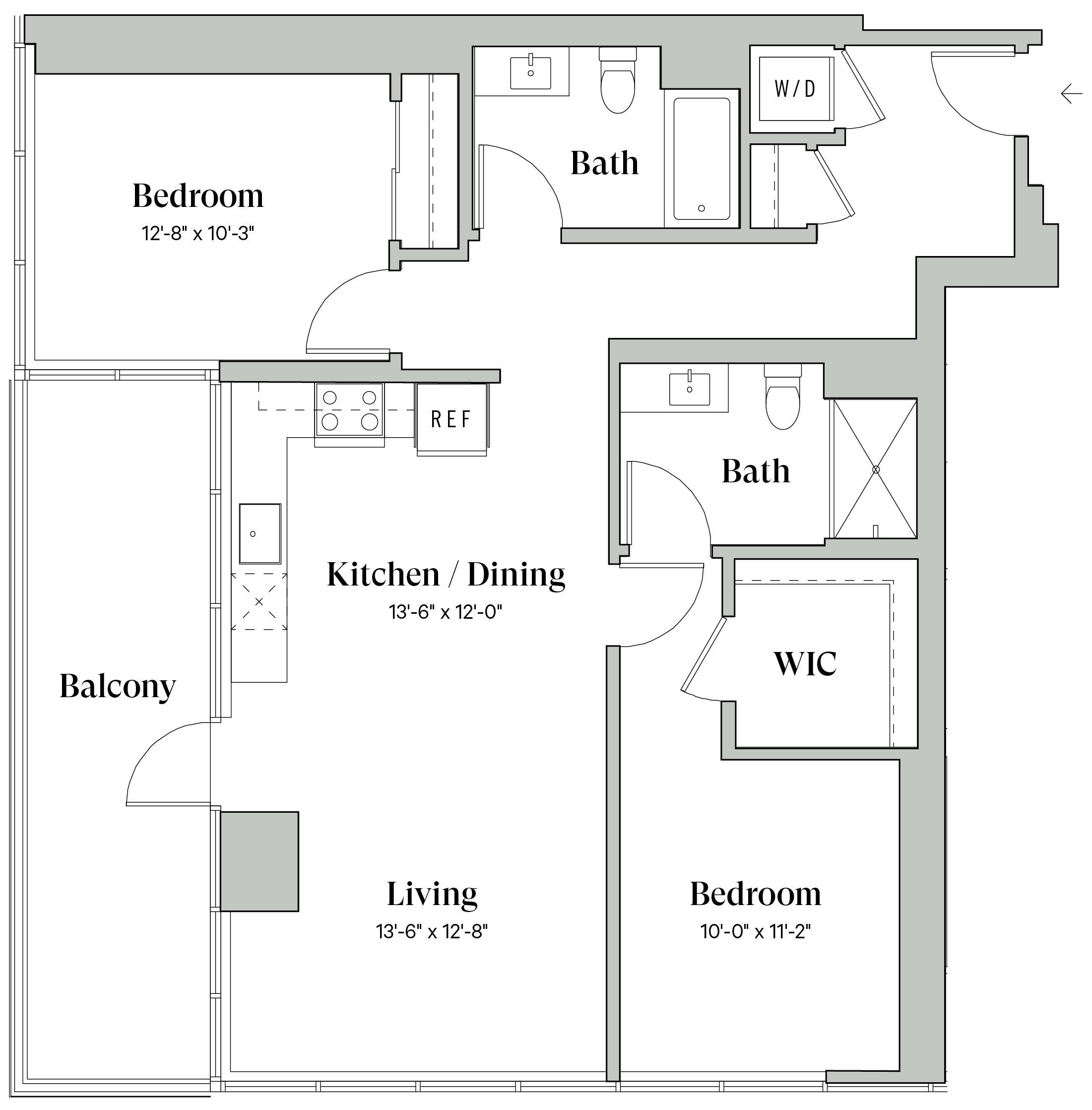 Diega D3 Floorplan