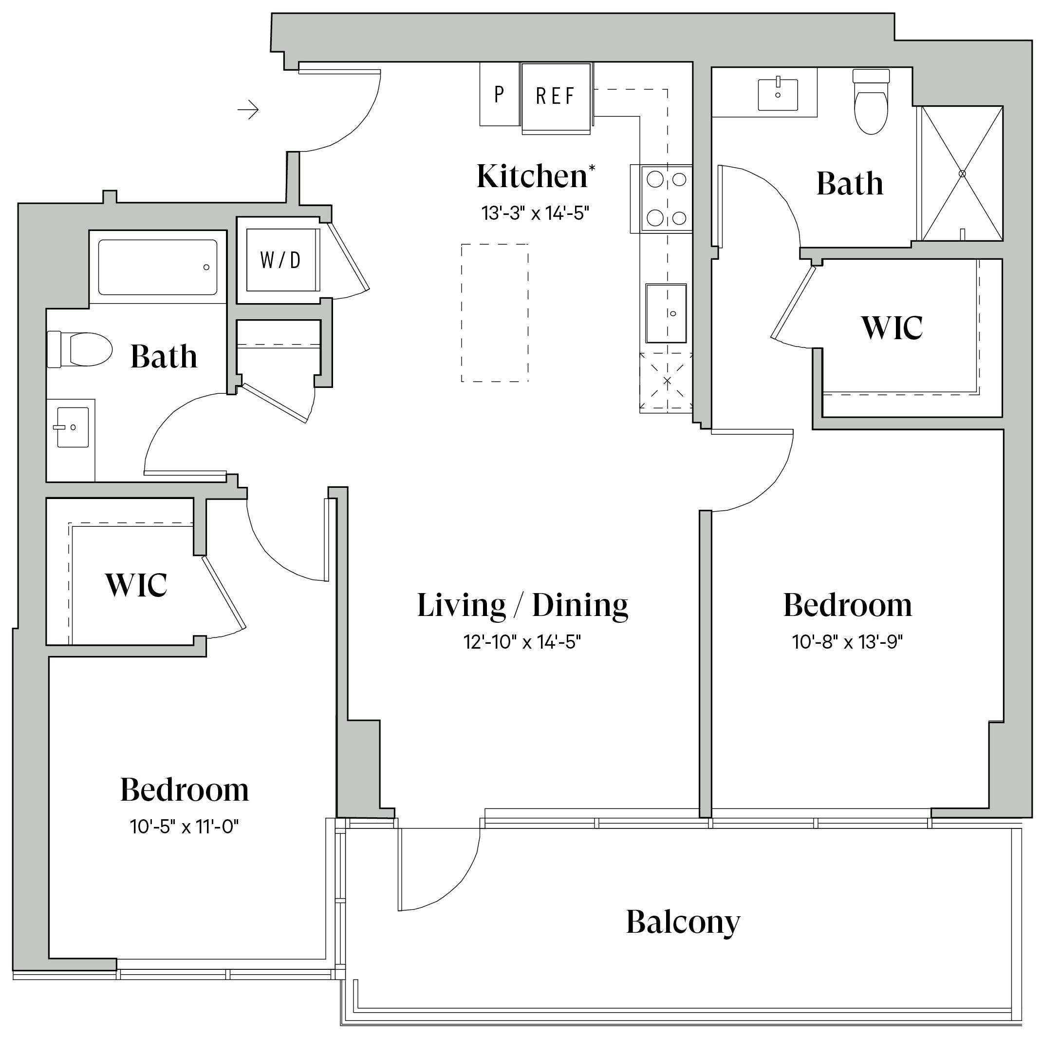 Diega D5a Floorplan