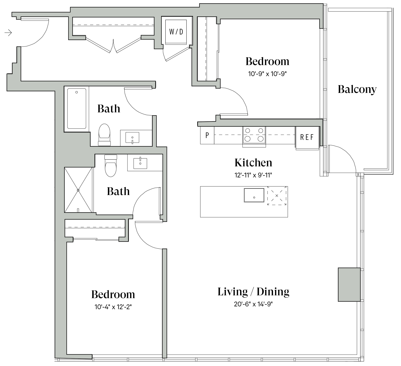 Diega D6a Floorplan