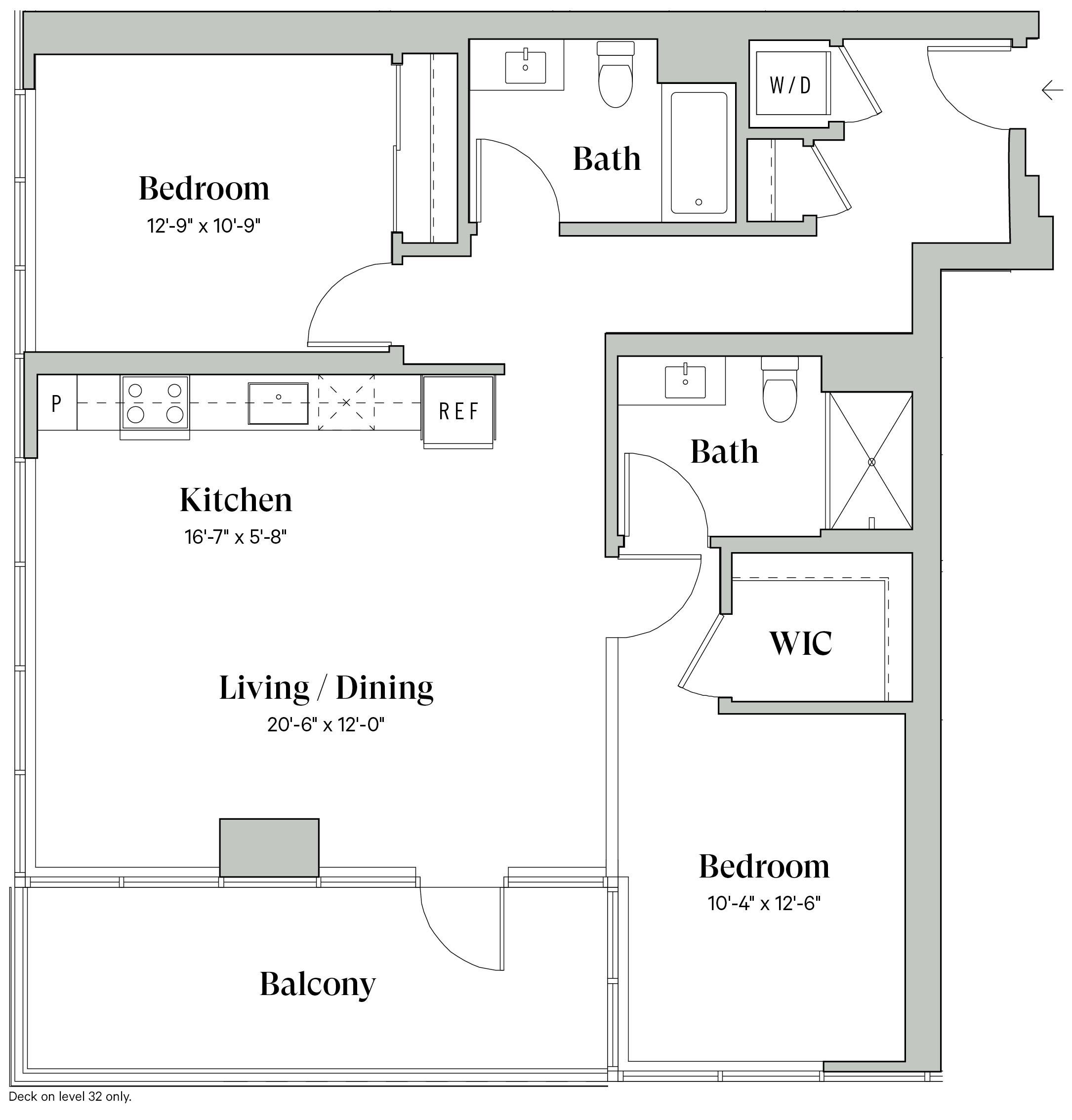 Diega D8 Floorplan