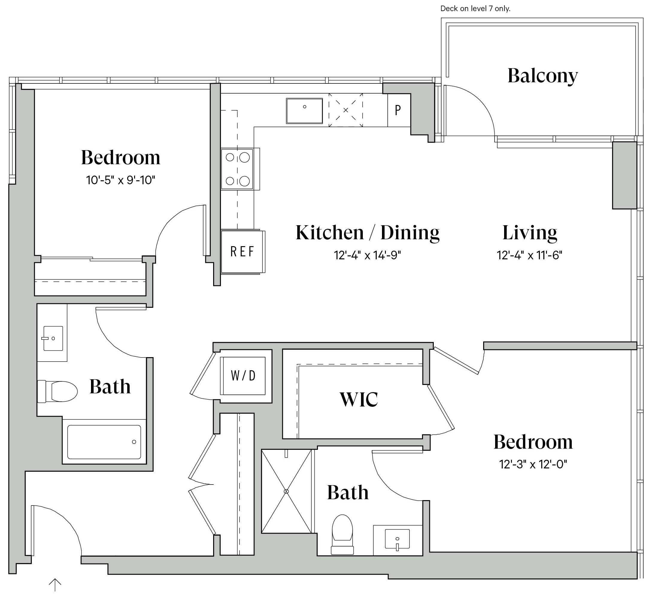 Diega D9 Floorplan