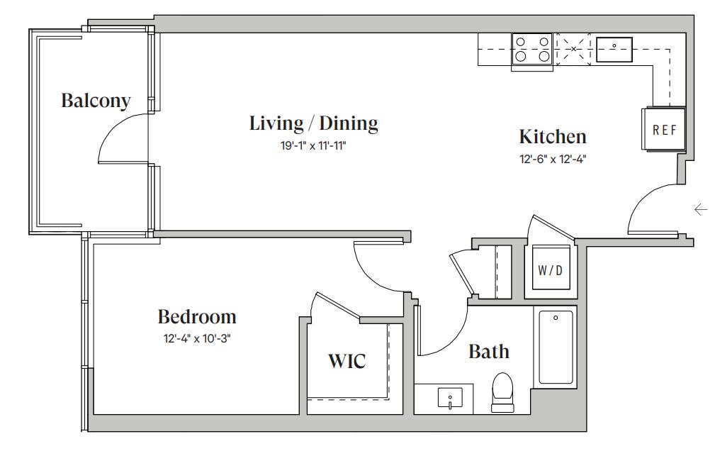Diega B2 Floorplan