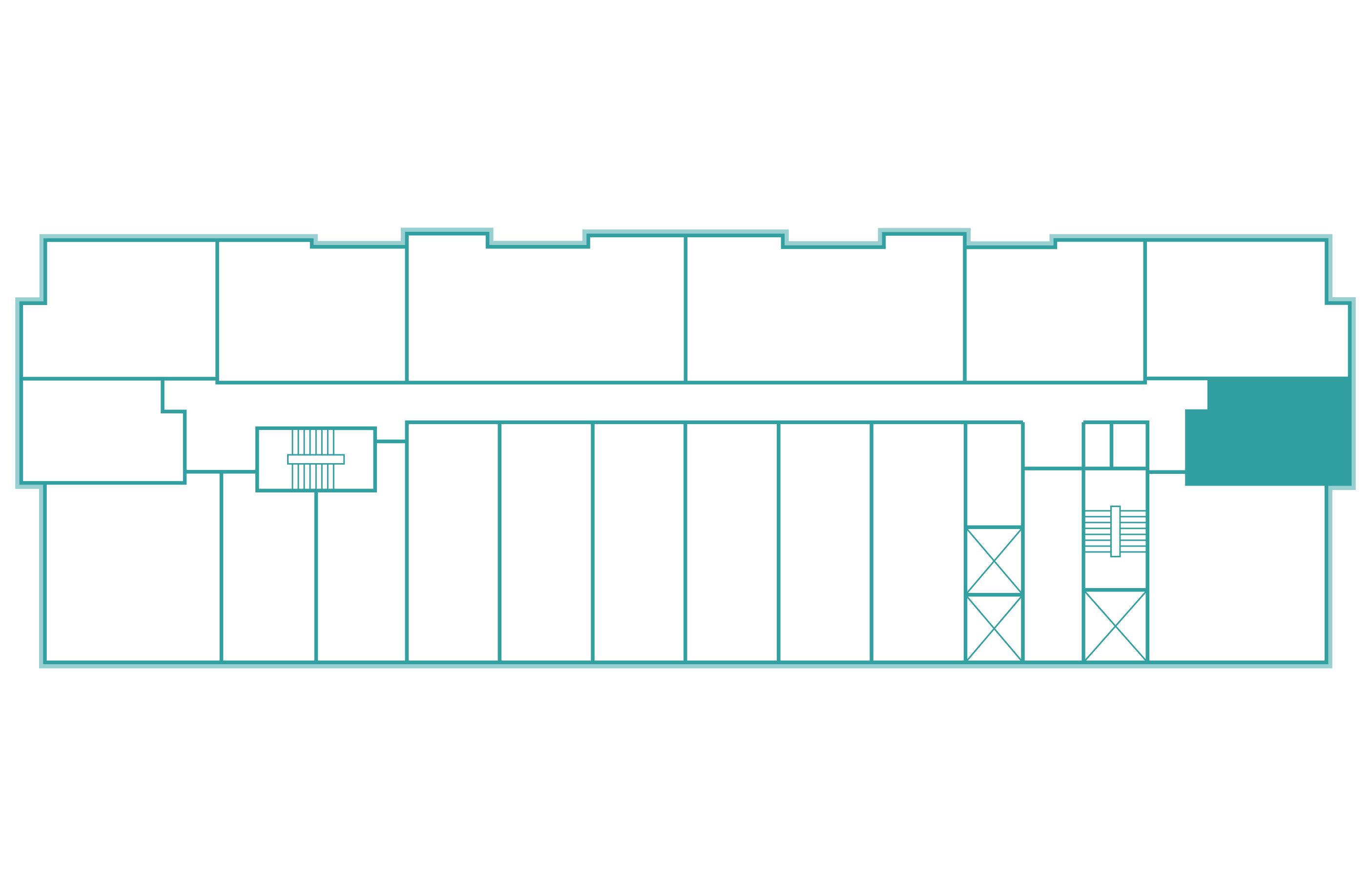 floorplan image of unit image 0718