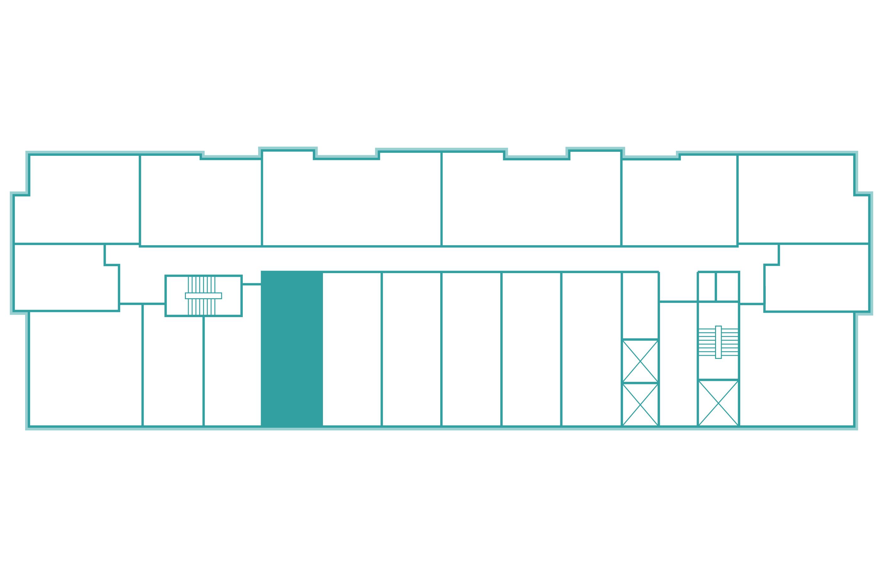 floorplan image of unit image 0406