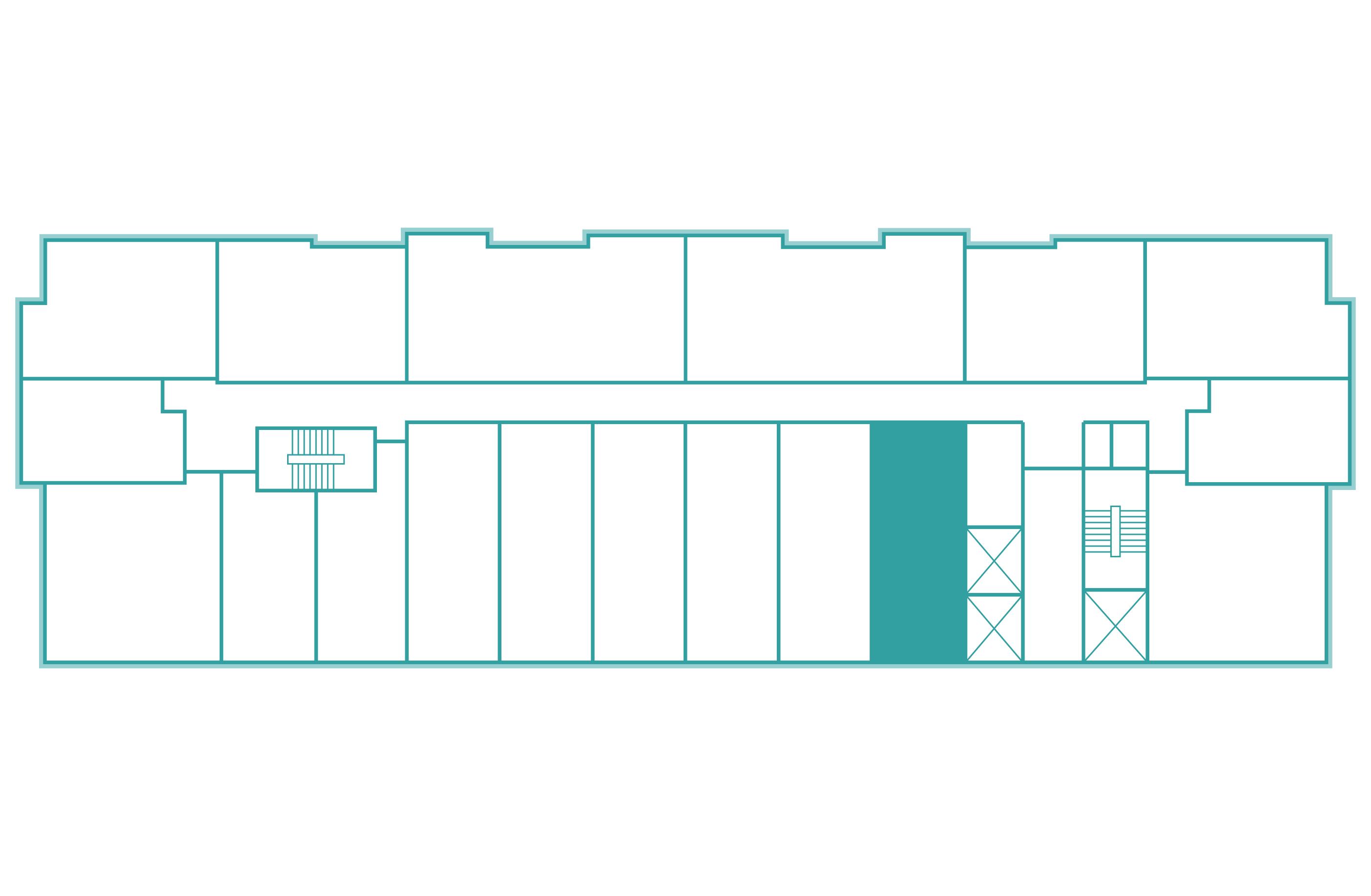 floorplan image of unit image 0401