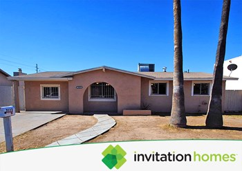 7113 W Wilshire Drive 4 Beds House for Rent Photo Gallery 1