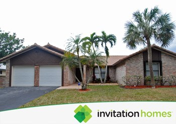 1400 NW 97th Terrace 4 Beds House for Rent Photo Gallery 1