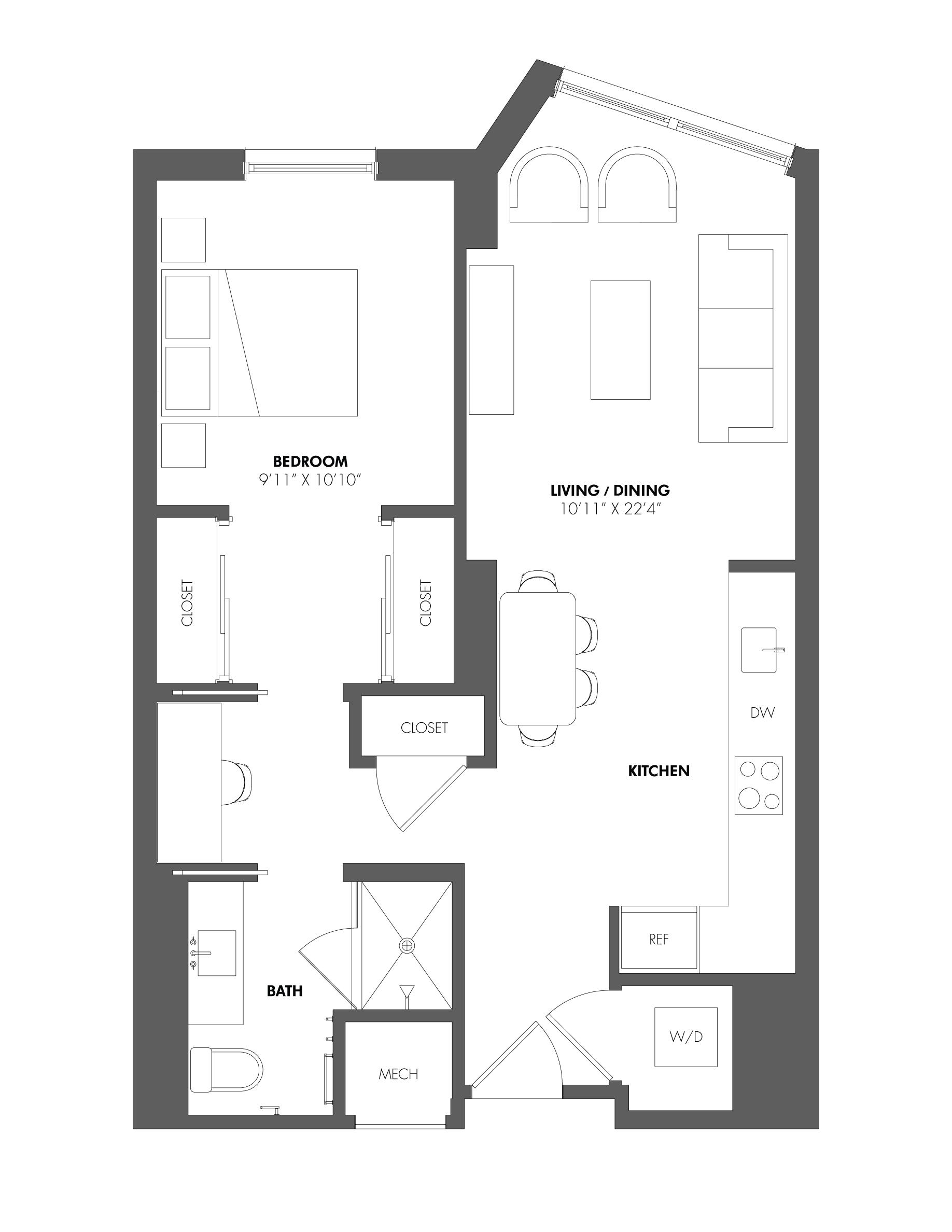 floorplan image of A15
