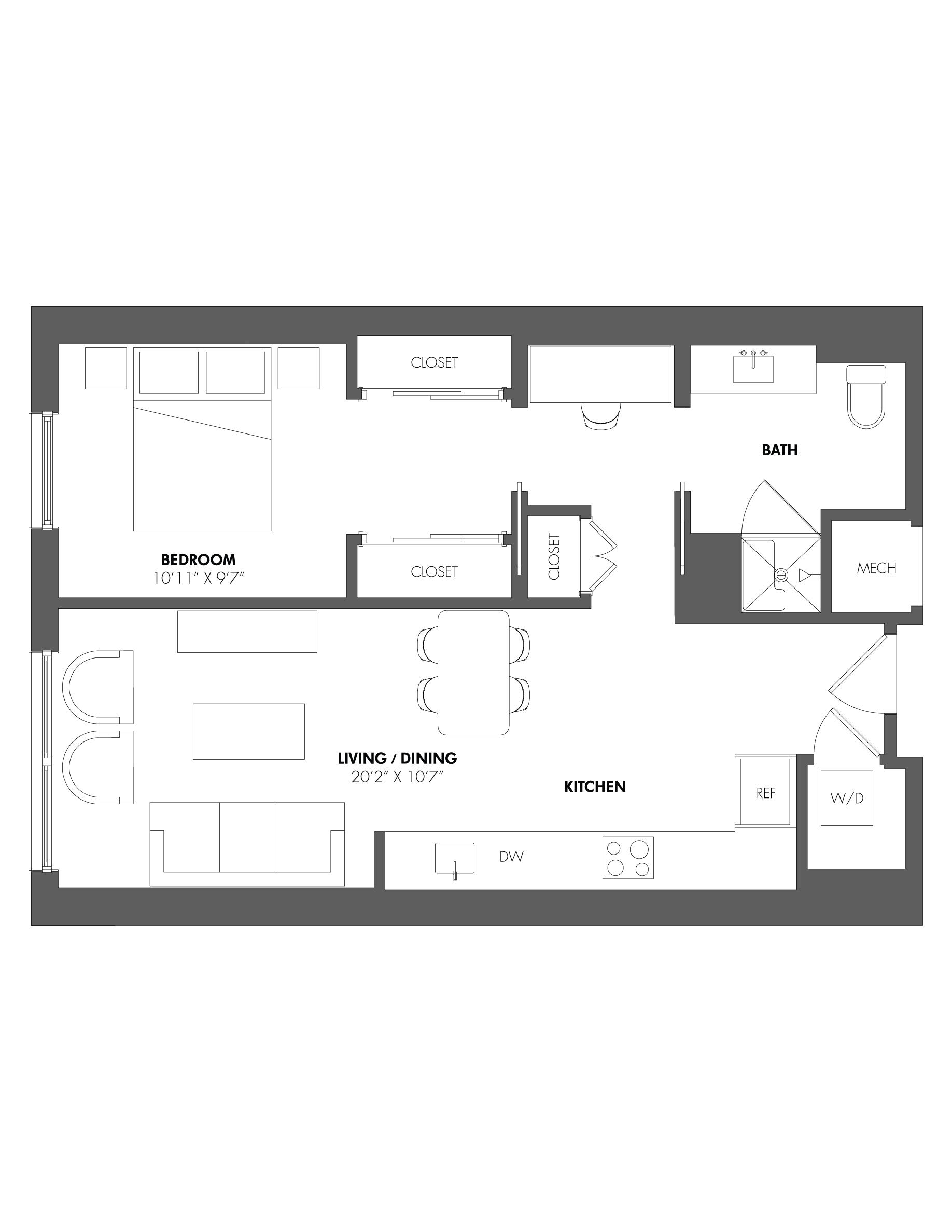 floorplan image of A35