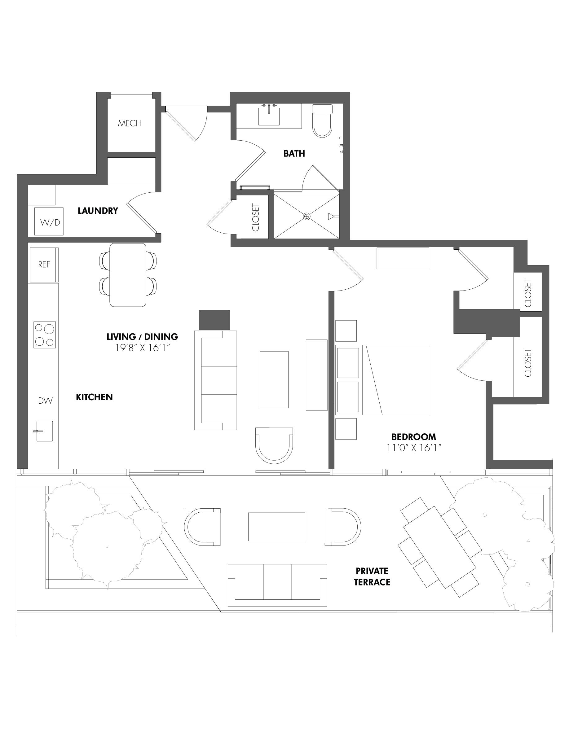 floorplan image of A46