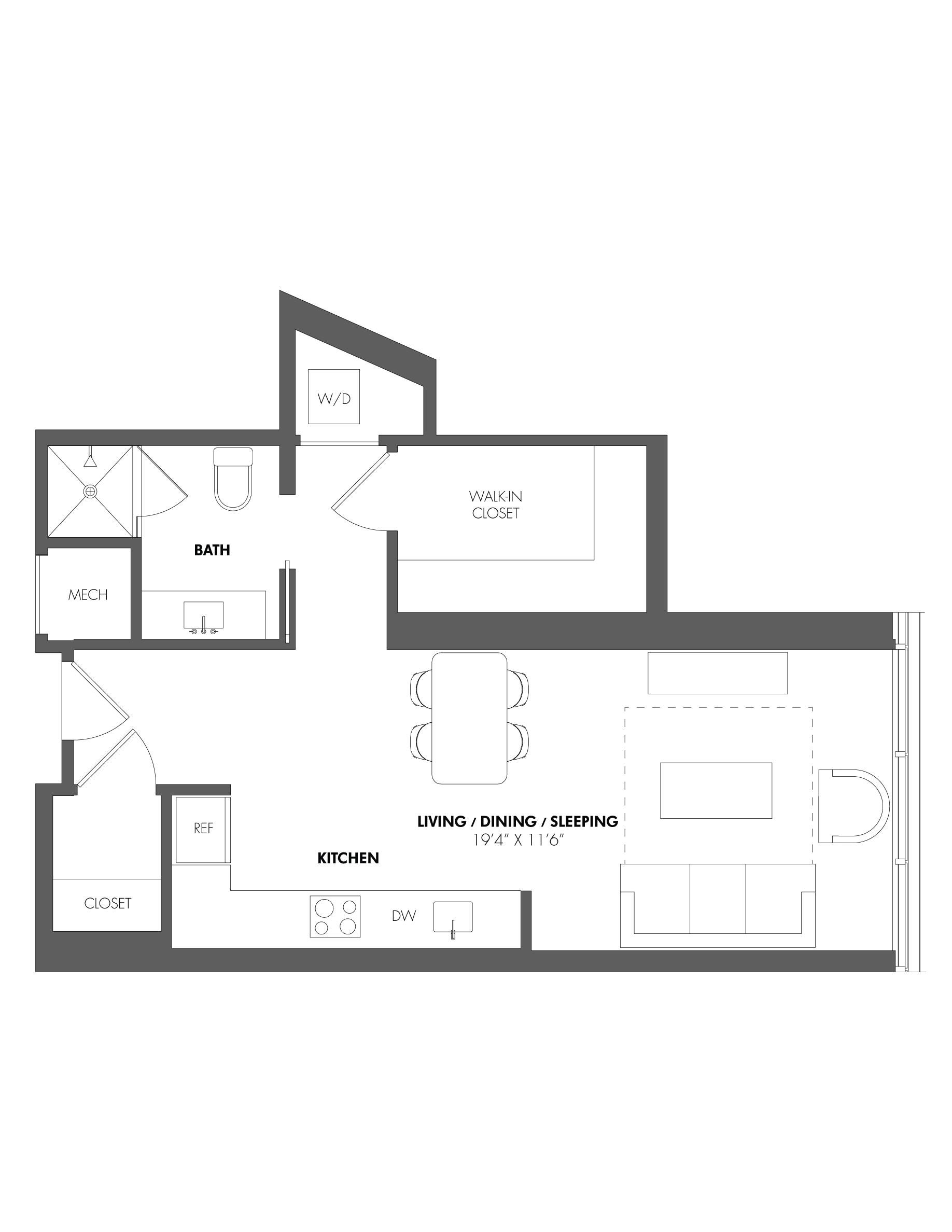 floorplan image of S5