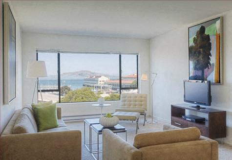 1550 Bay St. Studio 2 Beds Apartment For Rent Photo Gallery 1