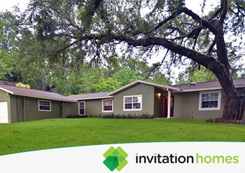 7011 Lake Ola Drive 4 Beds House for Rent Photo Gallery 1