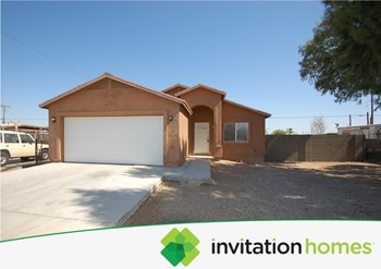 1822 E Jones Avenue 3 Beds House for Rent Photo Gallery 1