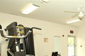 Duneland Village fitness center