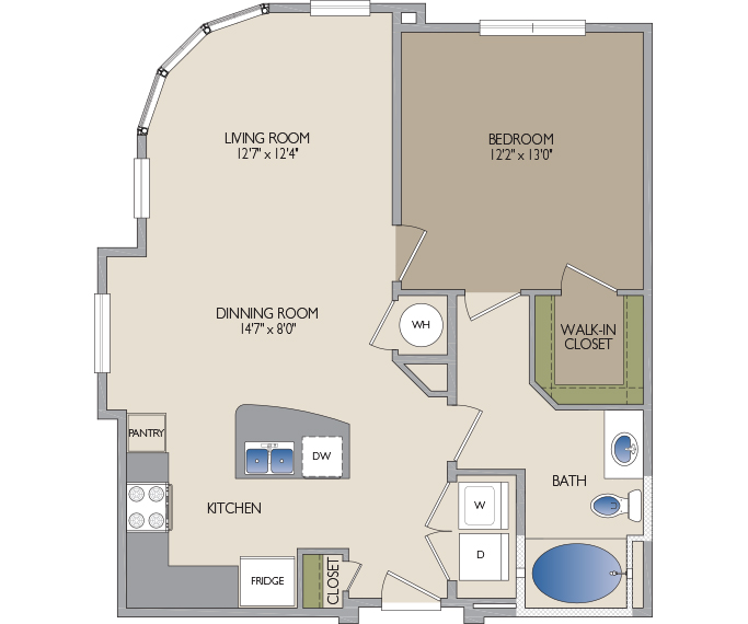 Museum District Houston, TX Apartments