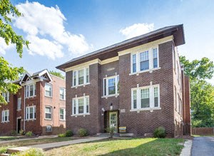 6314 Cabanne Ave. 1 Bed Apartment for Rent Photo Gallery 1