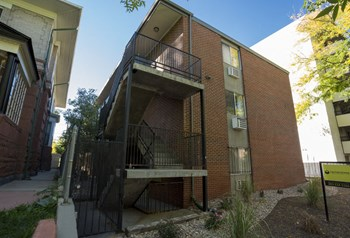 1335 Columbine St 1 Bed Apartment for Rent Photo Gallery 1