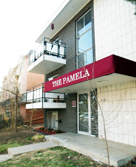 The Pamela Apartments