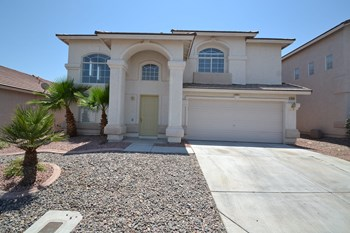 8445 Radiant Ruby Ave. 3 Beds House for Rent Photo Gallery 1