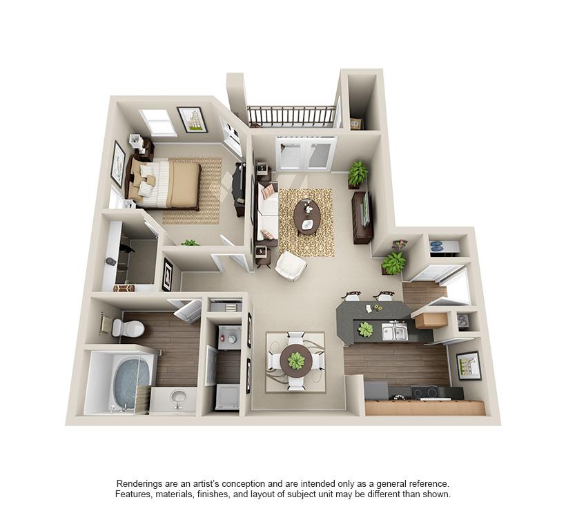 Rosemont at Olmos Park Apartments Ashby