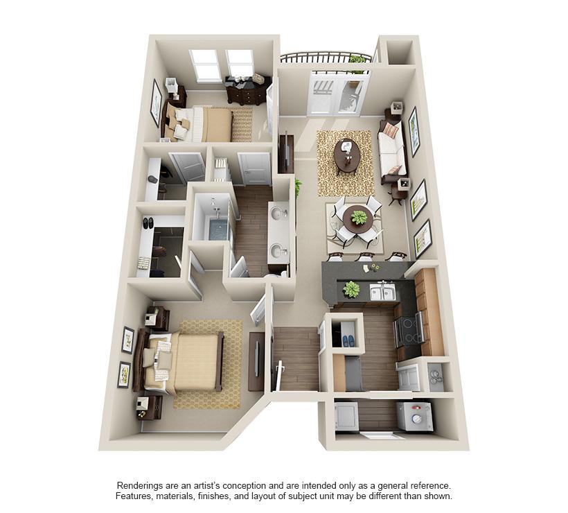 Rosemont at Olmos Park Apartments Carlton