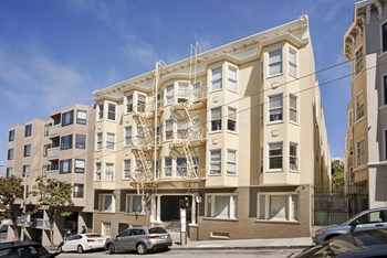 1474 Sacramento St Studio-3 Beds Apartment for Rent Photo Gallery 1