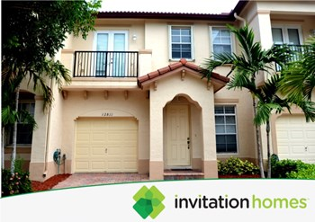 12811 Sw 134th Terrace 3 Beds House for Rent Photo Gallery 1