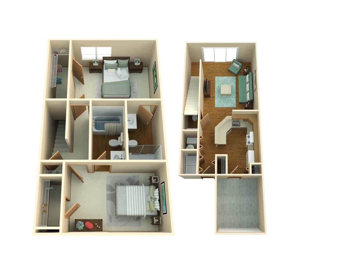 BriceGrove Park Apartments Haven