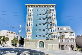 500 Stanyan Street Studio-2 Beds Apartment for Rent Photo Gallery 1