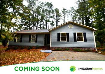300 Deep Forest Ct 4 Beds House for Rent Photo Gallery 1