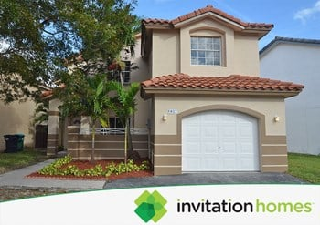 5027 Sw 154th Court 3 Beds House for Rent Photo Gallery 1