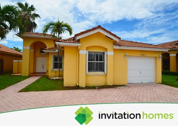 1062 NW 129th Place 3 Beds House for Rent Photo Gallery 1