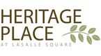 Heritage Place at LaSalle Square Apartment Homes Property Logo 0