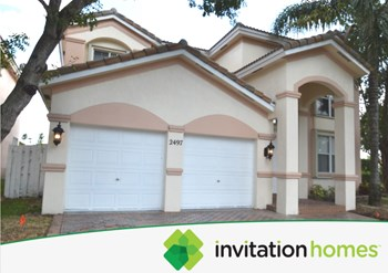 2497 Sw 126th Way 4 Beds House for Rent Photo Gallery 1