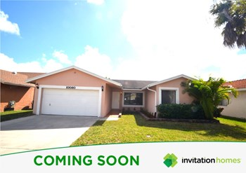 10080 Sw 16th Place 3 Beds House for Rent Photo Gallery 1