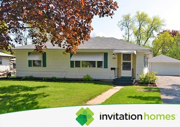 8221 Bloomington Avenue 3 Beds House for Rent Photo Gallery 1