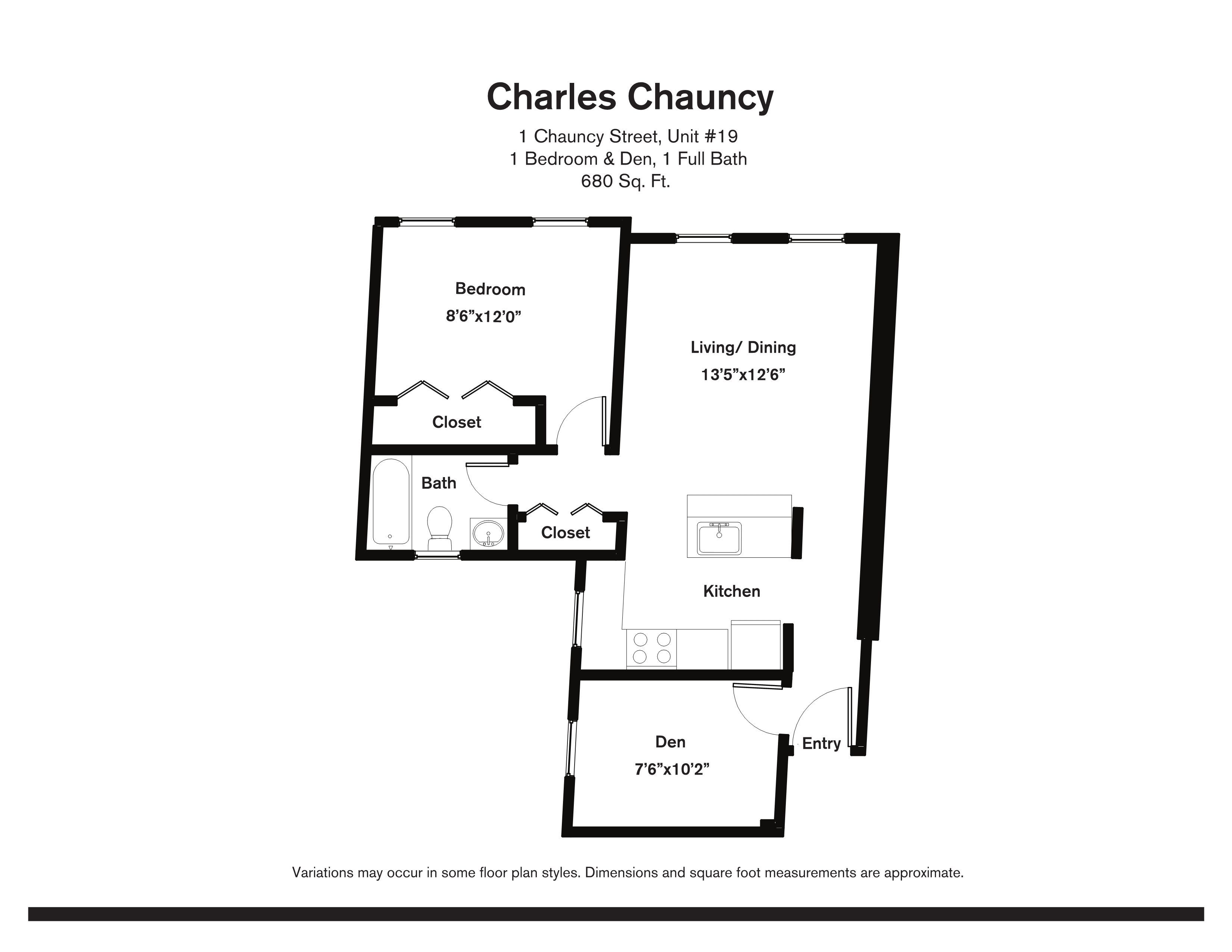 Click to view Floor plan 1 BR image 2