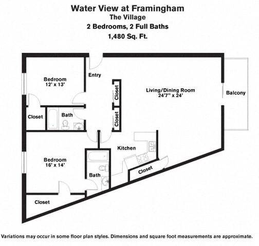 Apartments In Framingham Ma Water View Village