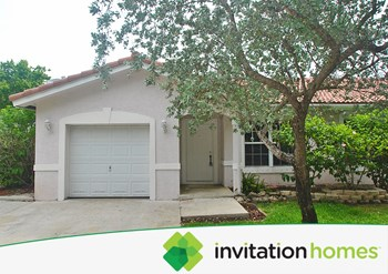 4283 Nw 114th Terrace 3 Beds House for Rent Photo Gallery 1