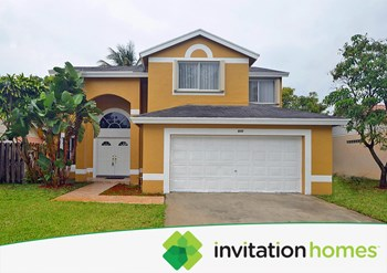 930 Sw 88th Terrace 4 Beds House for Rent Photo Gallery 1