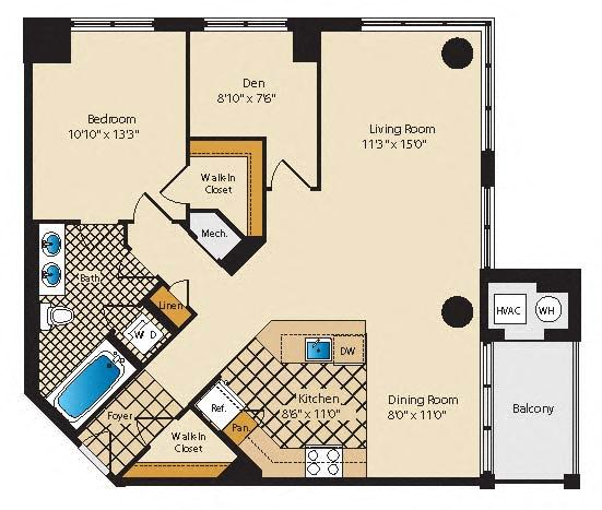 Va arlington thepalatine p0214625 campania 2 floorplan