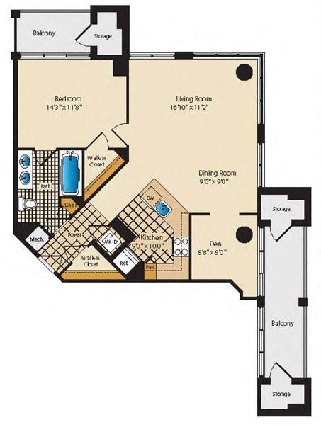 Va arlington thepalatine p0214625 capri 2 floorplan